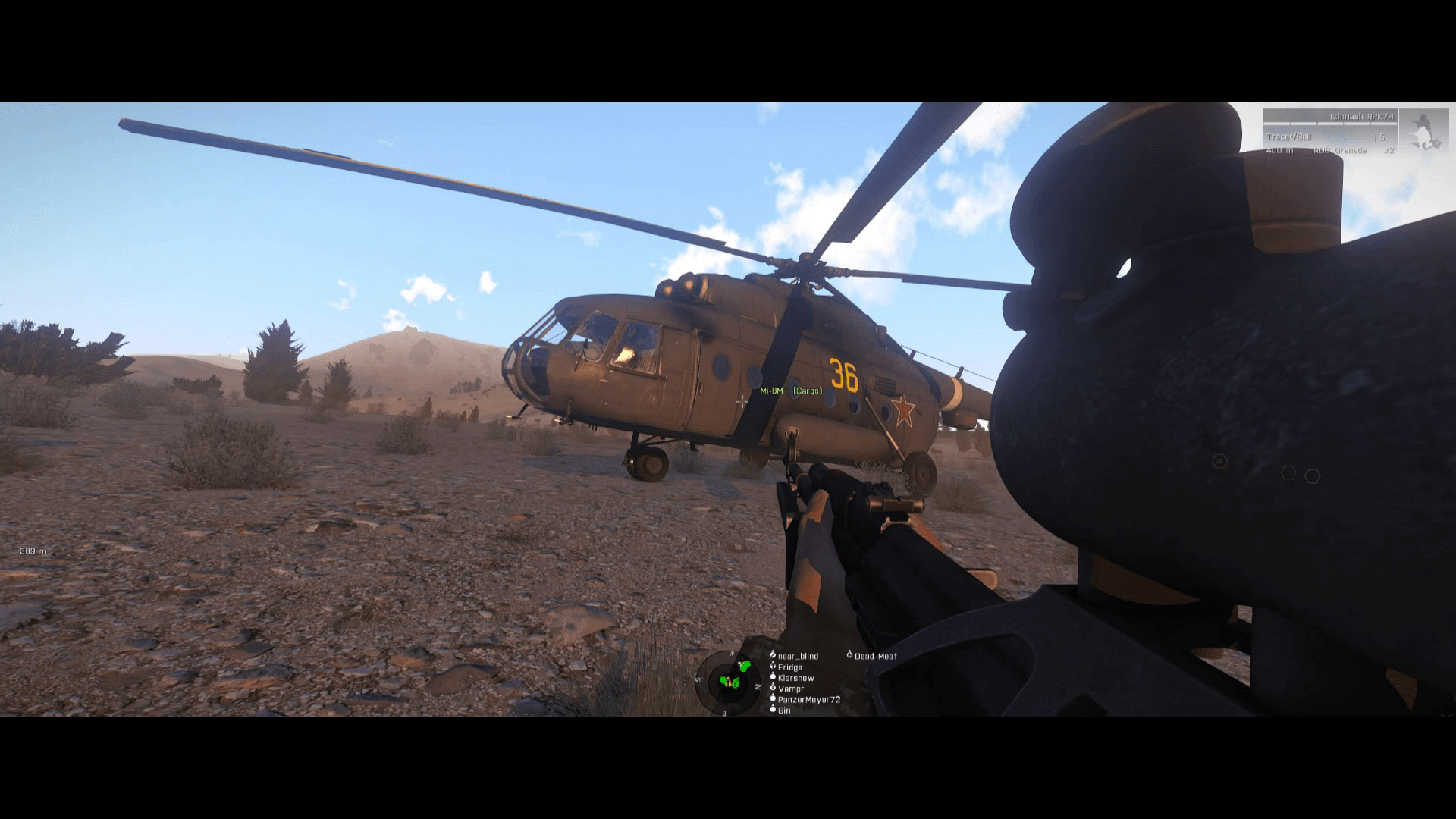 Arma3 AAR – Multiplayer and TFAR and ACE mods | Mudspike
