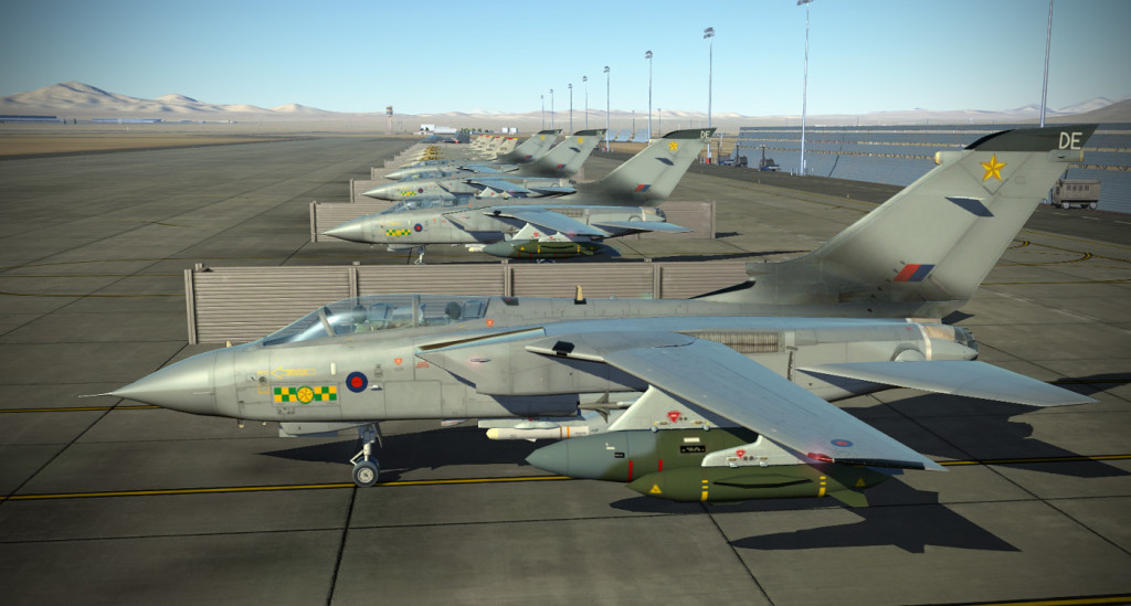 Dcs world 2 a 10c red flag campaign mudspike gumiabroncs