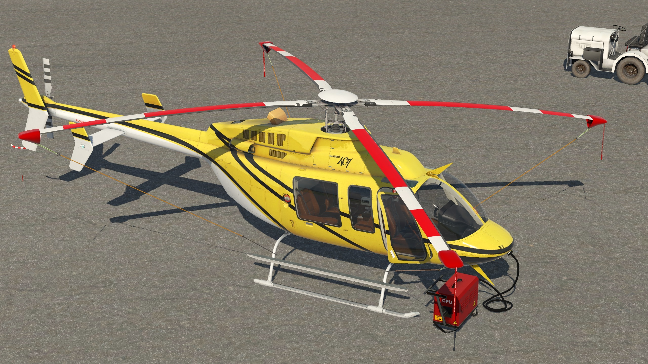 DreamFoil Bell 407 Updated for X-Plane 11 | Mudspike