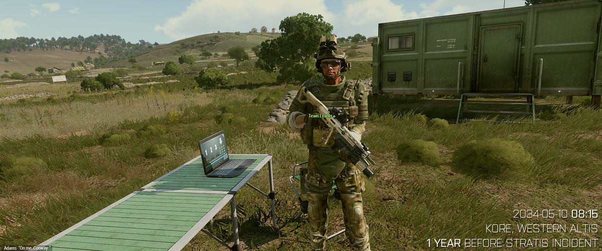 ARMA 3 – Prologue & The East Wind | Mudspike